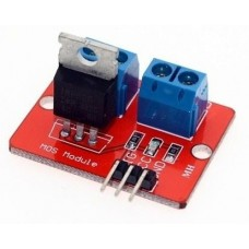 Modulo+Irf520+Mosfet+Driver+0-24v++Mos+Fet+Irf520