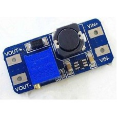 Fuente Mt3608 Step Up De 2/24v A 5/28v 2a Regulable Arduino