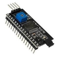 Modulo I2c Interface Lcd 1602 2004 Arduino Iic Twi Serial