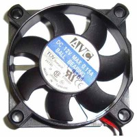 Fan Cooler Ventilador 12v 5cm 50 X 50 Mm Molex 4 Pines